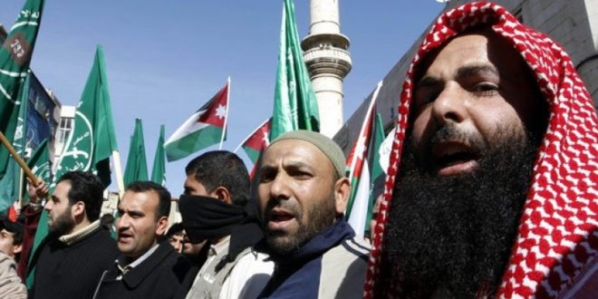Muslim Brotherhood relationship with Jordanian regime