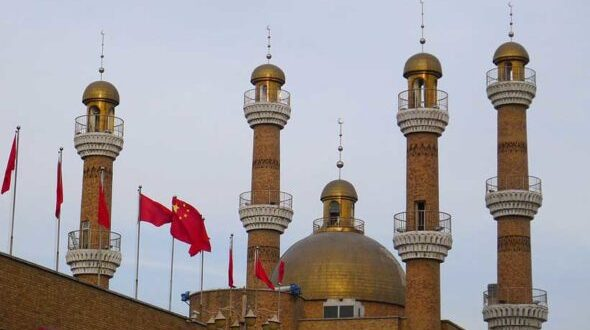 The Xinjiang-Uyghur issue