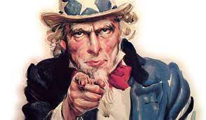 How Uncle Sam views the world by 2040