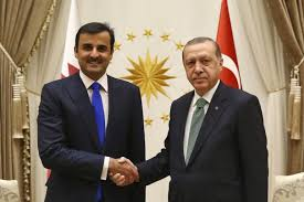 A new great Islamic crescent: the Turkey-Qatar axis from the Caucasus to Libya
